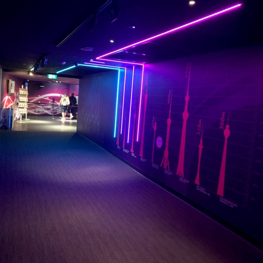 commercial lighting contractor Sydney