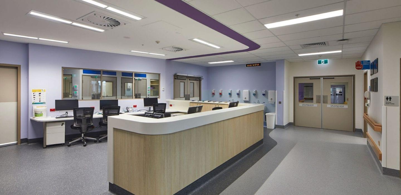 Hospital Lighting Sydney